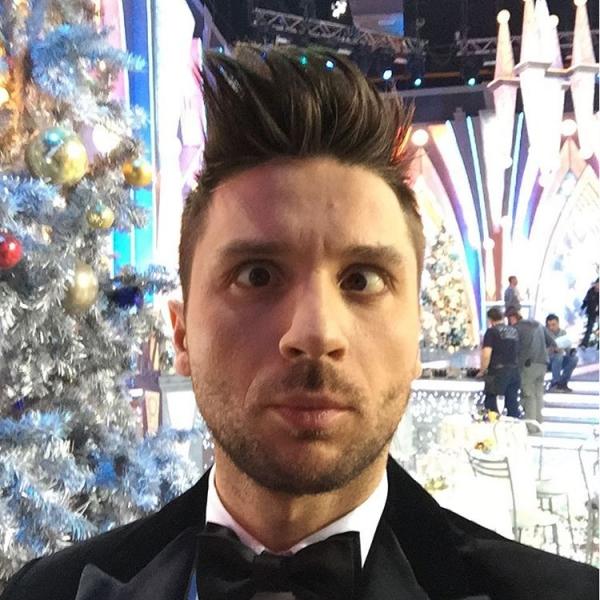 Сергей Лазарев раскрыл секреты новогоднего шоу на канале Россия