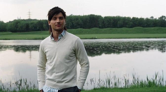 Сергей Лазарев, фотосессия 2005 года