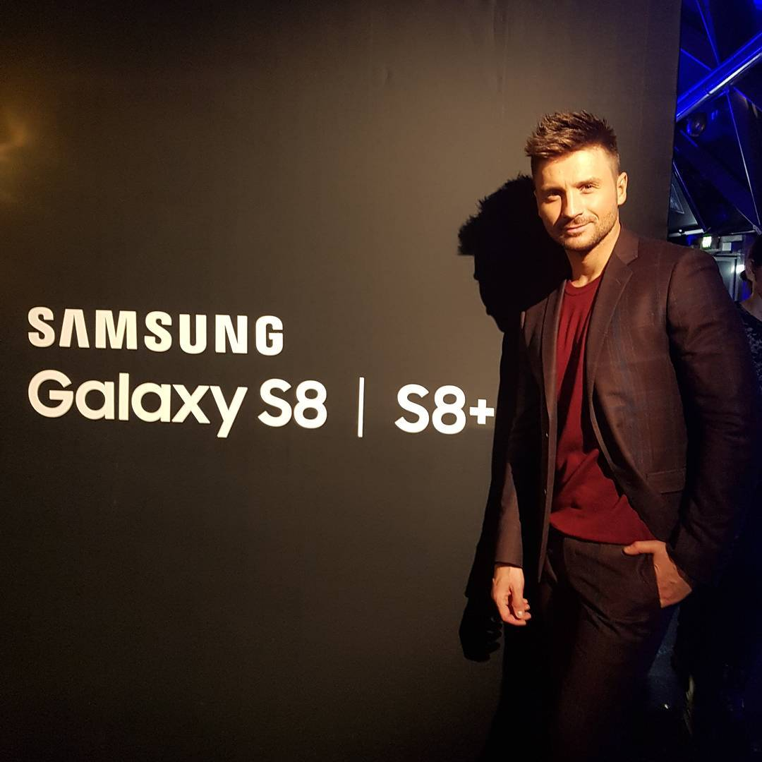 Презентация Samsung в Ritz Carlton Hotel
