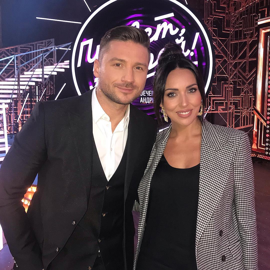Алсу предрекла победу Сергея Лазарева на «Евровидении»