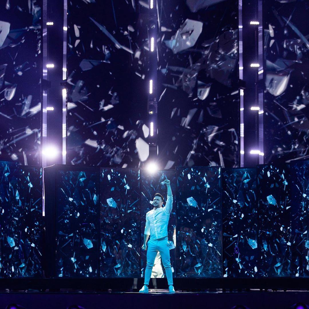 Лазарев рассказал про сложности на репетициях «Евровидения»